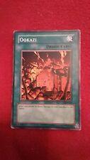 Ookazi Sdk-023 / Cards Yu-Gi-Oh! UK Rare