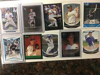 Cubs RC LOT Bryant Arrieta Rizzo Russell Heyward Fowler Lester Baez Montero +++
