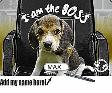 Dog Door mat / Dog Bed / Beagle