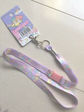 Sanrio Little Twin Stars neck strap Daiso new!