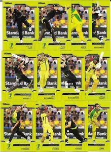 2020 / 21 CA Cricket Traders Australian T20 Squad Base Set