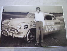 1952 HUDSON HORNET NASCAR   11 X 17  PHOTO /  PICTURE