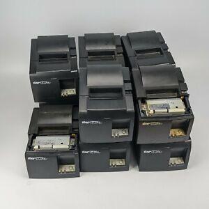 Star TSP100 Thermal POS Receipt Printer Lot of 11x - PRINTOUT LINES