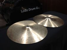 "14"" Sabian HH LIGHT HATS hi hat set CUSTOM ARTISAN"
