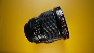 CLA'D MINT Canon FD 24mm 1.4 L