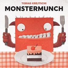 Monster Munch by Tobias Krejtschi (2017, Board Book)