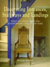 Decorating Entrances, Stairways and Landings: Ideas and Inspiration for