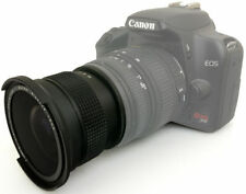 Canon EF Auto & Manual Focus Fisheye Camera Lenses