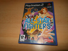 All-Star Fighters - Sony Playstation 2 (PS2)  UK PAL  NEW SEALED