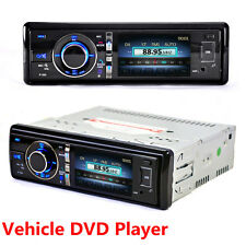 Car Vehicle DVD Player FM Bluetooth Microphone Hands-free Rearvie Remote Control