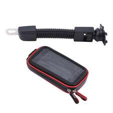 Useful Accessory Phone Waterproof Bag Practical 1 Set Durable Bike Frame Case