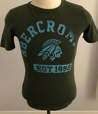 Abercrombie & Fitch Men's T-Shirt Size: S