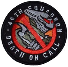 Space Above and Beyond TV Series 46th Squadron Patch