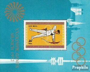 Mongolia block29 unmounted mint / never hinged 1972 Olympics Summer ´72