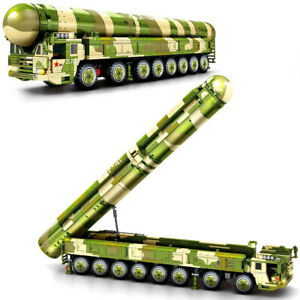 Educational Toy Kid Building Bricks Constructor C7 Block Military Truck Techniqu