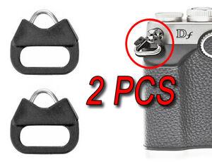 SPLIT TRIANGLE RING CAMERA STRAP PER NIKON D850 D600 D7500 D750 D800 Z50 Z7 Z6