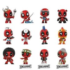 FUNKO - Deadpool - Playtime Mystery Minis Target US Exclusive Set Of 12