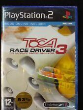 Toca Racer Driver 3 videojuego para play 2 nuevo y precintado