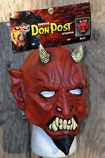 Don Post Studios Devil Over The Head Mask *NWT*  Product #6773560