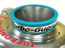 """4"""" Turbo-Guard Teal Turbo Screen mesh FILTER t3 t4 Garrett Turbonetics Inlet"""