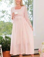 Victorian Trading April Cornell Julietta Pink Night Gown XL