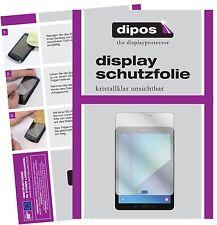 2x Samsung Galaxy Tab S3 Schutzfolie klar Displayschutzfolie Folie dipos