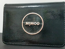 Mimco MIM Card Wallet Brand New with tags Black RRP $69.95
