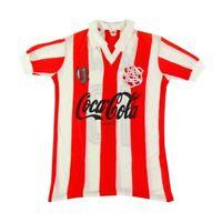1988 Bangu Atlético Clube Maglia Home  #10 MATCH WORN   SHIRT MAILLOT TRIKOT
