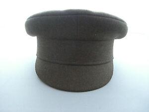 Welsh Guards - Service Dress No2 Cap (Not FAD) Herbert & Johnson 62cm 7&3/4 Army