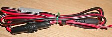 Yaesu FT817 / FT818 Fused (3A) power lead with marker (LD108)