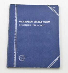 1920-1969 - Canada Small Cents - Collection Set Lot Album *474