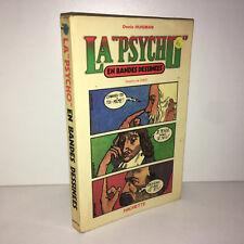BD Denis Huisman LA PSYCHO EN BANDES DESSINEES Dessins de GIBET 1978 - ZZ-4946