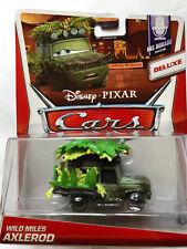 NIP Disney Pixar Cars Deluxe Wild Miles Axlerod: Mel Dorado Show series 6 of 9