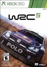 WRC 5 RE-SEALED Microsoft Xbox 360 RACING GAME