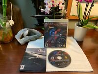 Gran Turismo 5 (Sony PlayStation 3, 2010) PS3 Complete PRISTINE Shape