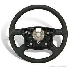 VW Passat B5 3B Golf MK 4 Bora Sharan Leather Steering Wheel w Heating 3B0419091