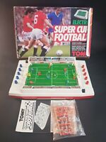 Tomy Electric Super Cup Football - Vintage Retro Game. Complete & Working. VGC