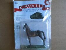 Miniature Artistiche da Collezione - Il Cavallo MINORCHINO con fascicolo vol.21