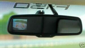 2008-2011 FORD EXPEDITION VIEW MIRROR RVD BACKUP I E11 026133