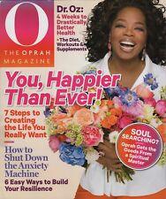 The Oprah Magazine Volume 13 Number 6 June 2012 [You, Happier Than Ever]
