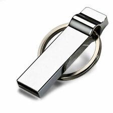 Metal USB 2.0 Stick Flash Drive Keychain Memory Stick 1TB 2TB 64GB 128GB 32GB