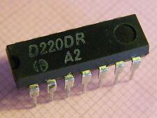 10x d220dr DUAL 4-INPUT NAND GATE - (= 74h20), HFO