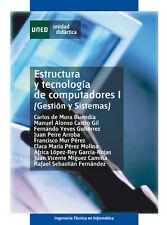 UNED Estructura y Tecnología de Computadores I, eBook, 2013