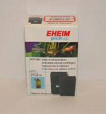 EHEIM 2627080 CARBON Cartridge/ Foam x2 for 2008 Aquarium Filter