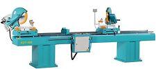 "*b140* ASLAN Heavy Duty Double Miter Saw 400mm (16"") for Alu, Plastic, Wood"