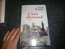 """ l Ami Allemand "" Espionnage & Enigme Policière dans Berlin en ruine de 1945 -"