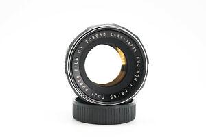Fujinon 55mm F1.8 M42 mount lens, older version, works great!.