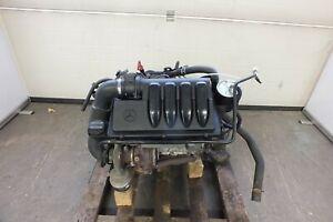 Mercedes Benz A-Klasse W169 Motor 180 CDI 640940 mit Anbauteile Turbo Injektoren