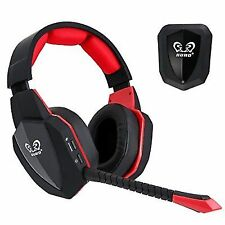 Bluetooth Gaming Headphones Wireless Optical for Ps4 Ps3 Xbox Computer- & PC