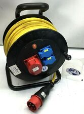 GIFAS ELECTRIC IEC 61316 CABLE REEL 502 30M W/ PLASTIC COUPLING